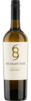 Six Eight Nine 2015 white 0,75L